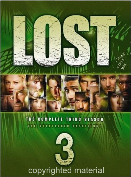 Baixar Lost 3ª Temporada Download Grátis