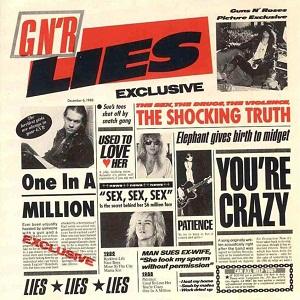 Guns N' Roses - G N' R Lies