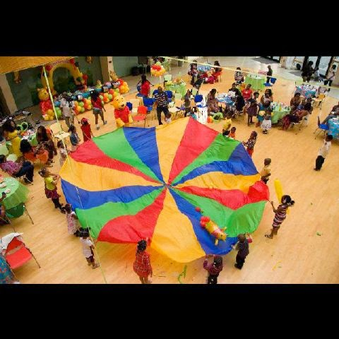lagos children party
