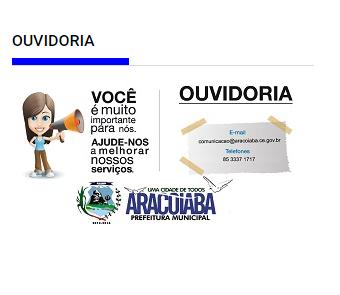 Prefeitura de Aracoiaba disponibiliza serviço de atendimento ao público por Email; Confira