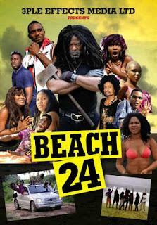 Emmanuel Ehumadu Returns With Beach 24