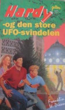 Hardyguttene og den store UFO-svindelen