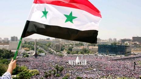 Membantah Pernyataan Politik Dalam Perang Suriah