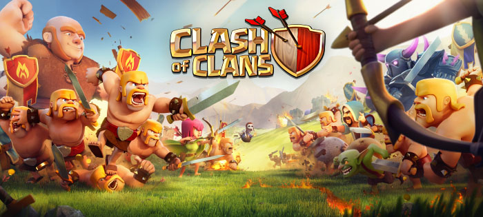 Download Game Android Clash of Clans Gratis