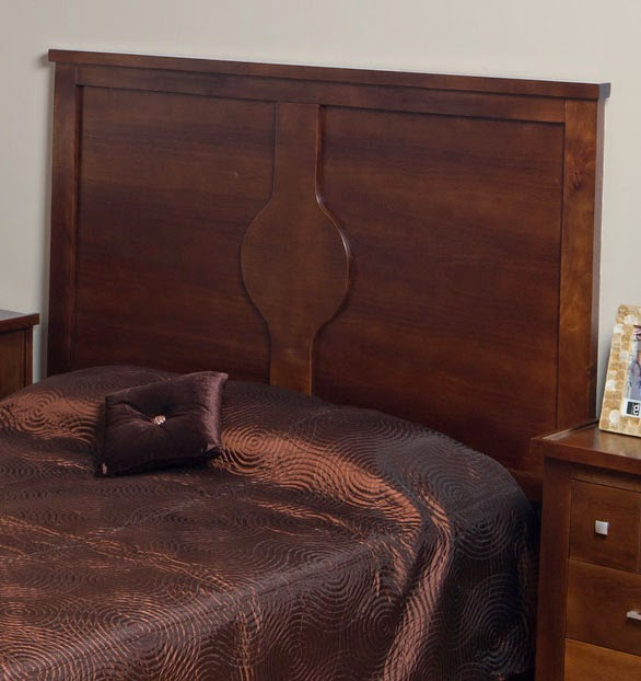 Cabecero dormitorio nogal, cabecero cama actual, dormitorios