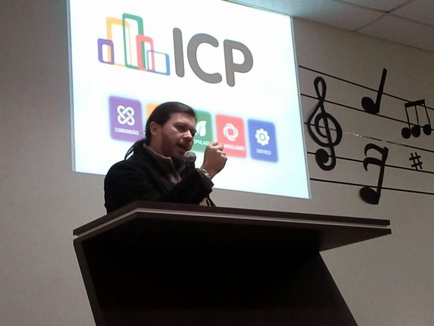 Pastor Everaldo Borges - Cuidar é pastorear!
