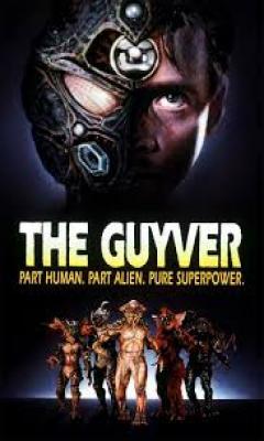 The Guyver / Alien Cop (1991) ταινιες online seires xrysoi greek subs