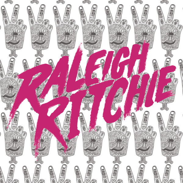 Raleigh Ritchie - The Middle Child - Single Cover