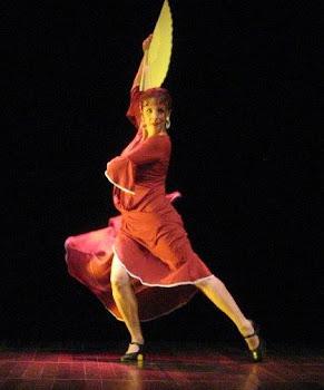 Dança espanhola - Cia Fuego Andaluz