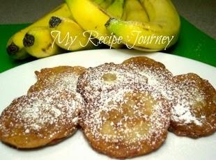 Banana Rum Fritters