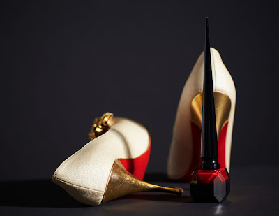 Christian Louboutin, Christian Louboutin Rouge Louboutin nail polish, swatches, nail polish swatches, nails, manicure, Christian Louboutin shoes, Christian Louboutin heels, fashion, nail polish, nail lacquer, nail varnish