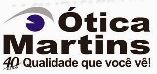ÓTICAS MARTINS - (84) 3281 2174