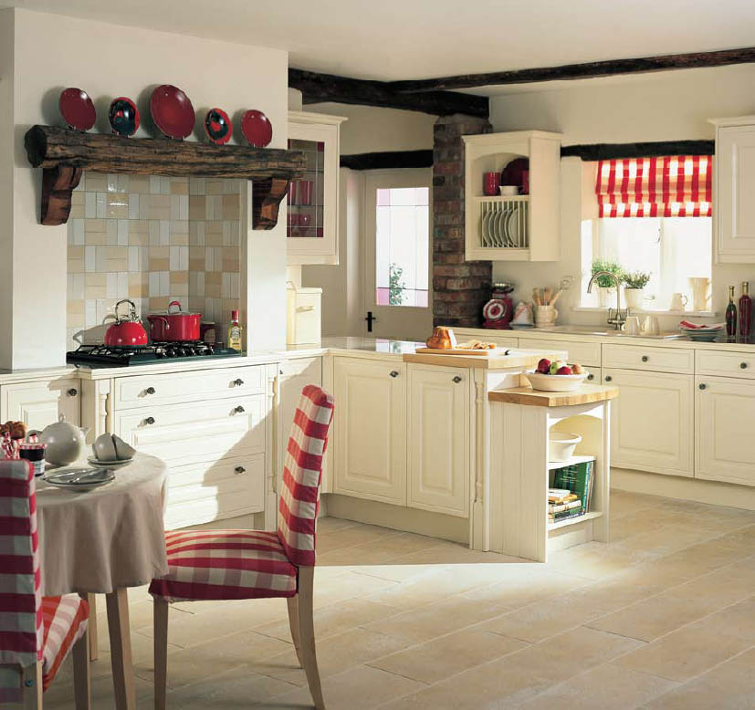 Country Kitchen Decorating Ideas | Dream House Experience
