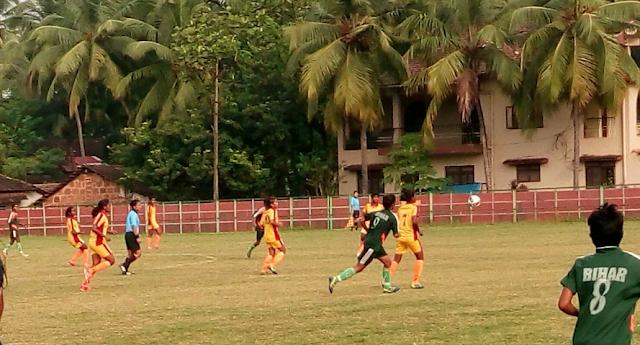 Bihar 4-3 Jharkhand