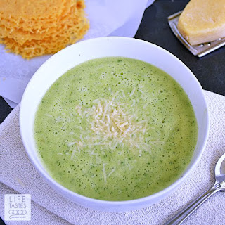 Zucchini Soup Recipe   by Life Tastes Good