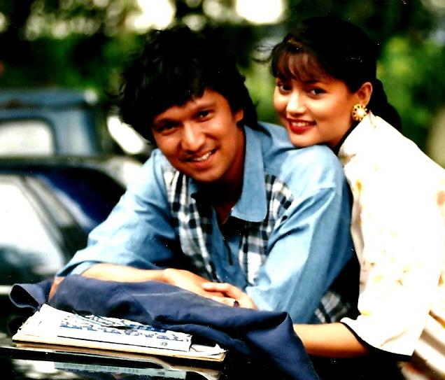 FISIP UI, 2011,  Hati Marissa Haque untuk Selalu Total Mencintai Ikang Fawzi Suaminya
