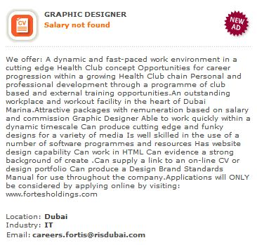 Graphic Designer Salary In Bahrain