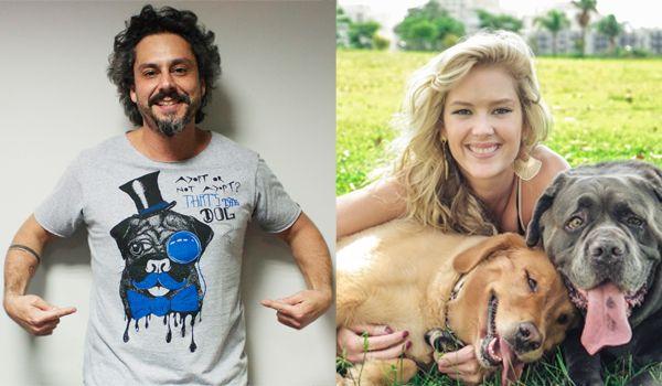 """Fotos da campanha """"Vista arte e ajude um pet"""""""