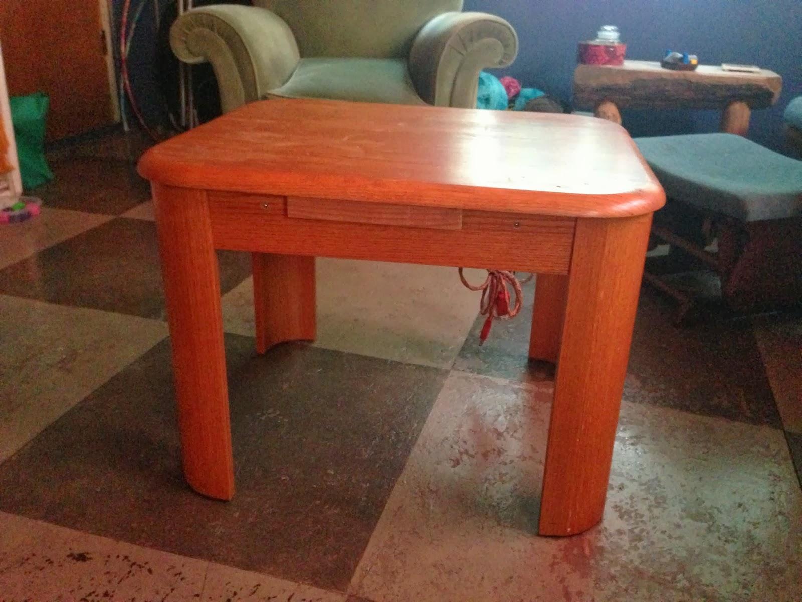 Kotatsu Table With Tabletop On