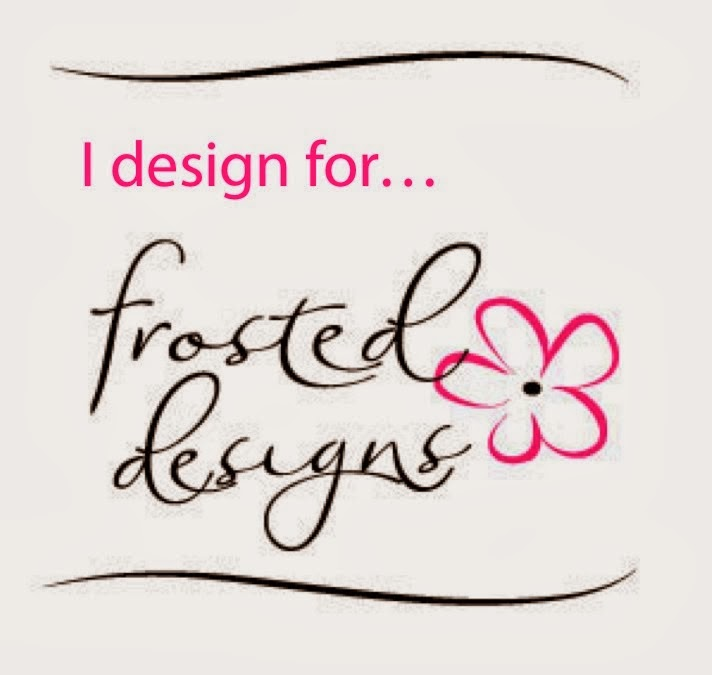 Proud Designer for Frosted Designs