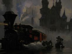 E esse trem que vem do outro mundo?