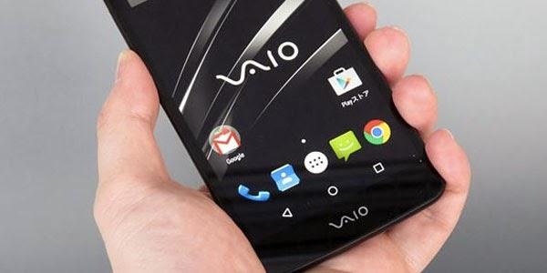 Spesifikasi dan Harga VAIO Phone Terbaru
