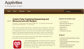 Apptivities screenshot