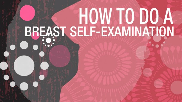 www.Ladiesfashionsense.com-How To Do A Self Breast Exam