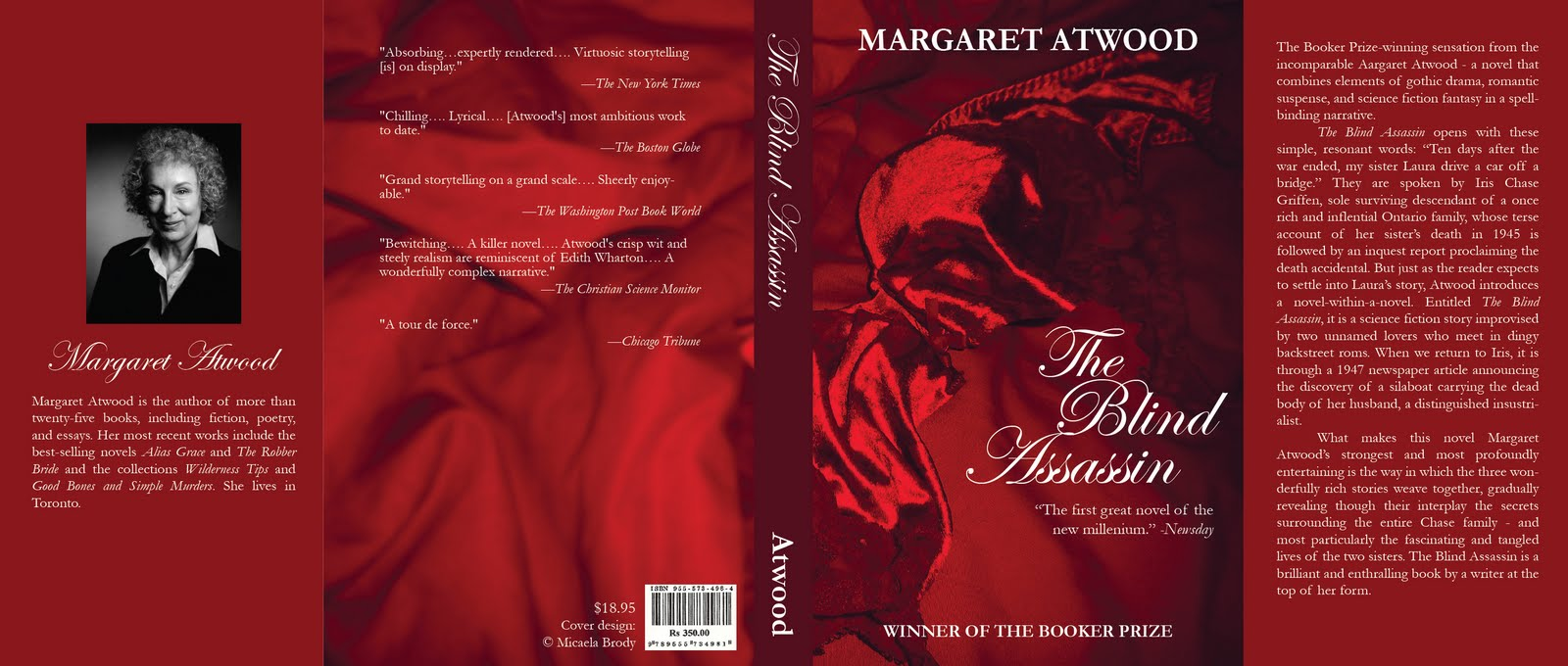 """the assasin essay This 66-page guide for """"the blind assassin"""" by margaret atwood includes detailed chapter summaries and analysis covering 15 chapters  essay topics, and key."""