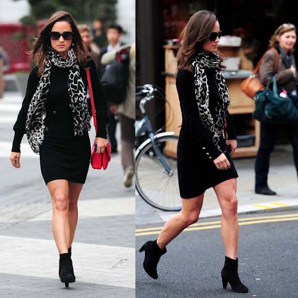 Pippa Middleton & Prada bag