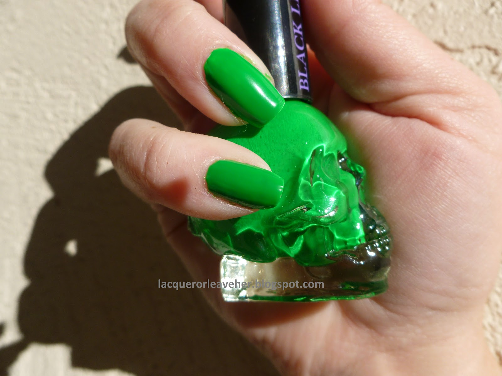Lacquer or Leave Her!: Review: More Hot Topic Blackheart Beauty ...