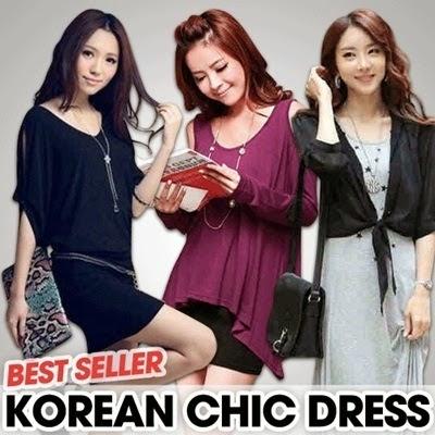 ^^KOREAN CHIC DRESS^^