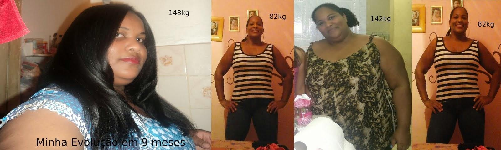Dos 148 aos 82kg