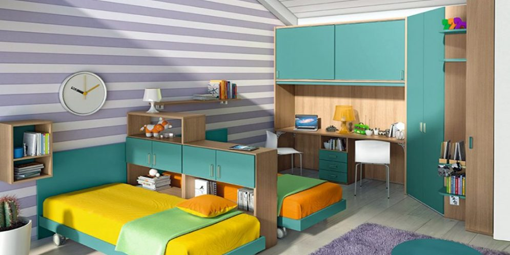 Mis muebles de tus deseos for Como decorar una habitacion pequena juvenil