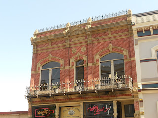 historic napa california building