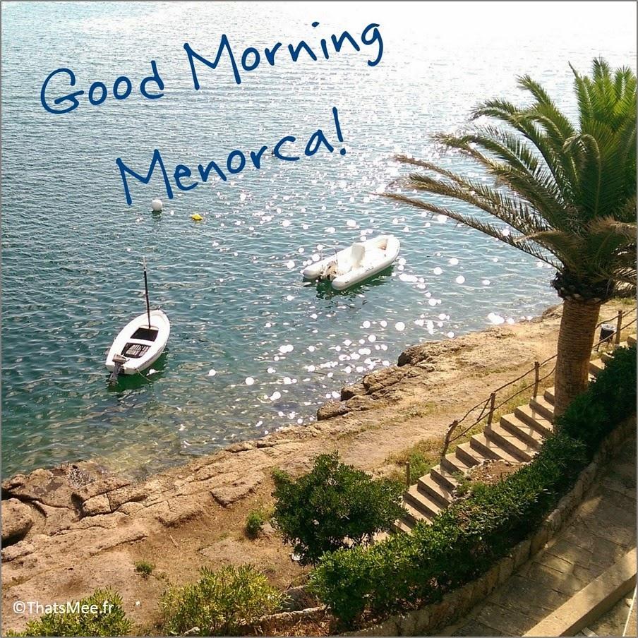 Menorca Minorque Baleares Espagne vacances holidays plage beach playa Europe Es Castell
