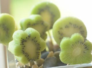 Ideas para Presentar el Kiwi, Cocina Facil