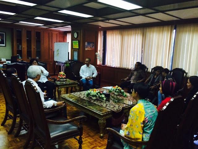 21 Srikandi B2W Jajal 2 Provinsi Sembari Kampanye Lingkungan