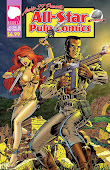 ALL-STAR PULP COMICS #2 (featuring Lance Star: Sky Ranger)