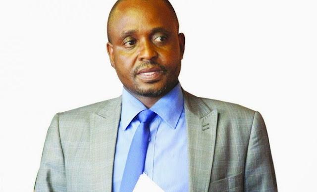 Embattled ZIFA chief executive Jonathan Mashingaidze