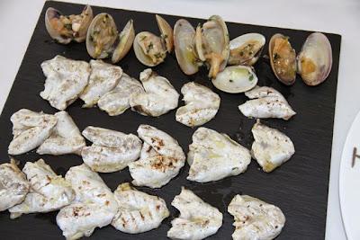 Almejas y cocochas Rte Illunbe Blog Esteban Capdevila