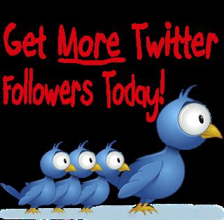 Cara Gila Mendapatkan Ribuan Follower Twitter Secara Aman