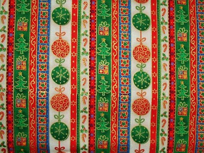 Christmas Fabric