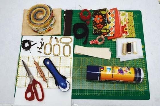 Как сшить большую сумку из ткани.  Large Bag DIY tutorial