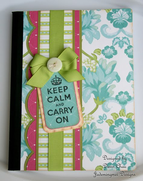 Composition Book Cover Diy : Jademingmei designs composition journals
