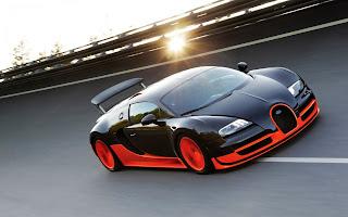 Desktop Wallpaper Car Buggati Veyron