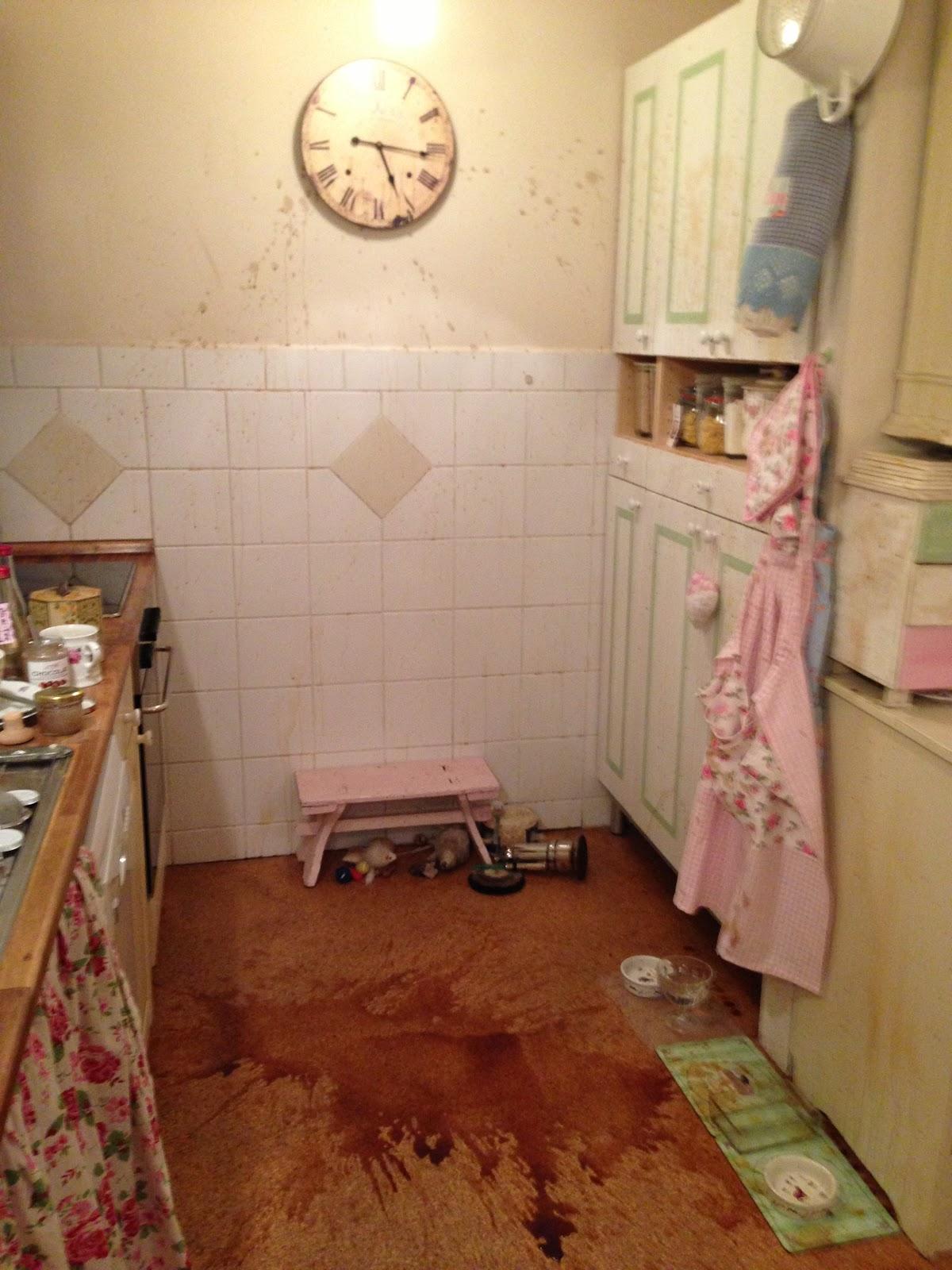 ShabbyTräume: Explosion in der Küche