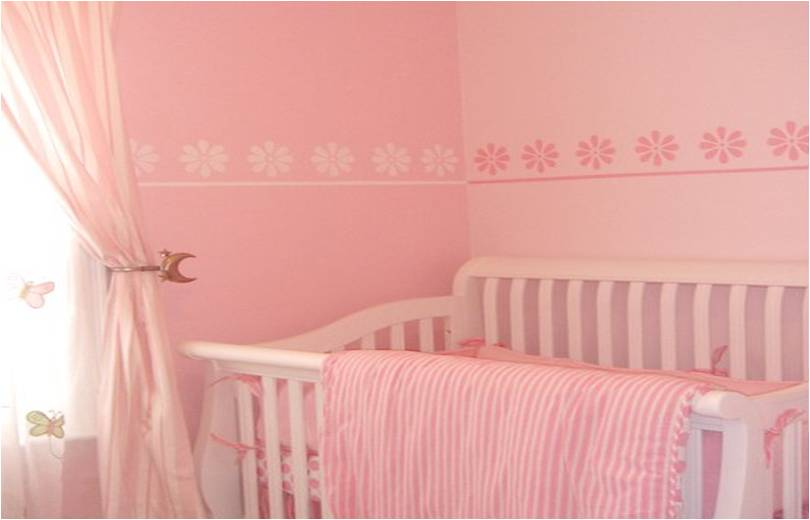 Photo Collection Girls Room Wallpaper Border