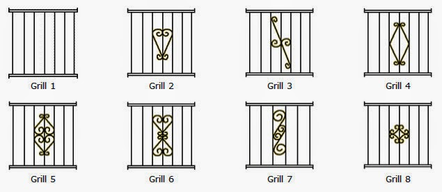 Design for gates grills welded steel security doors grills for Window design 4 6