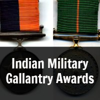 Indian Military Gallantry Awards